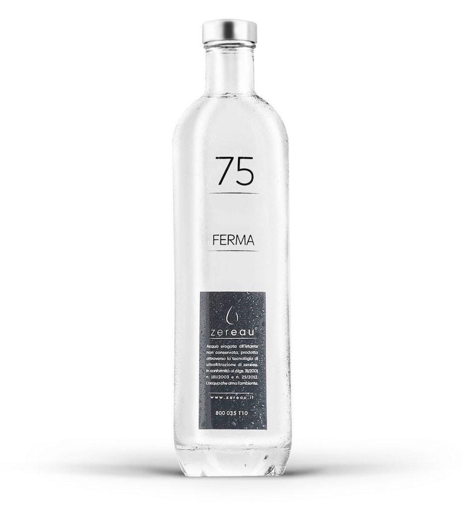 bottiglie per acqua alla spina Bistro