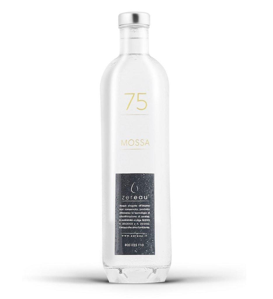 bottiglie per acqua alla spina Bistrot mossa