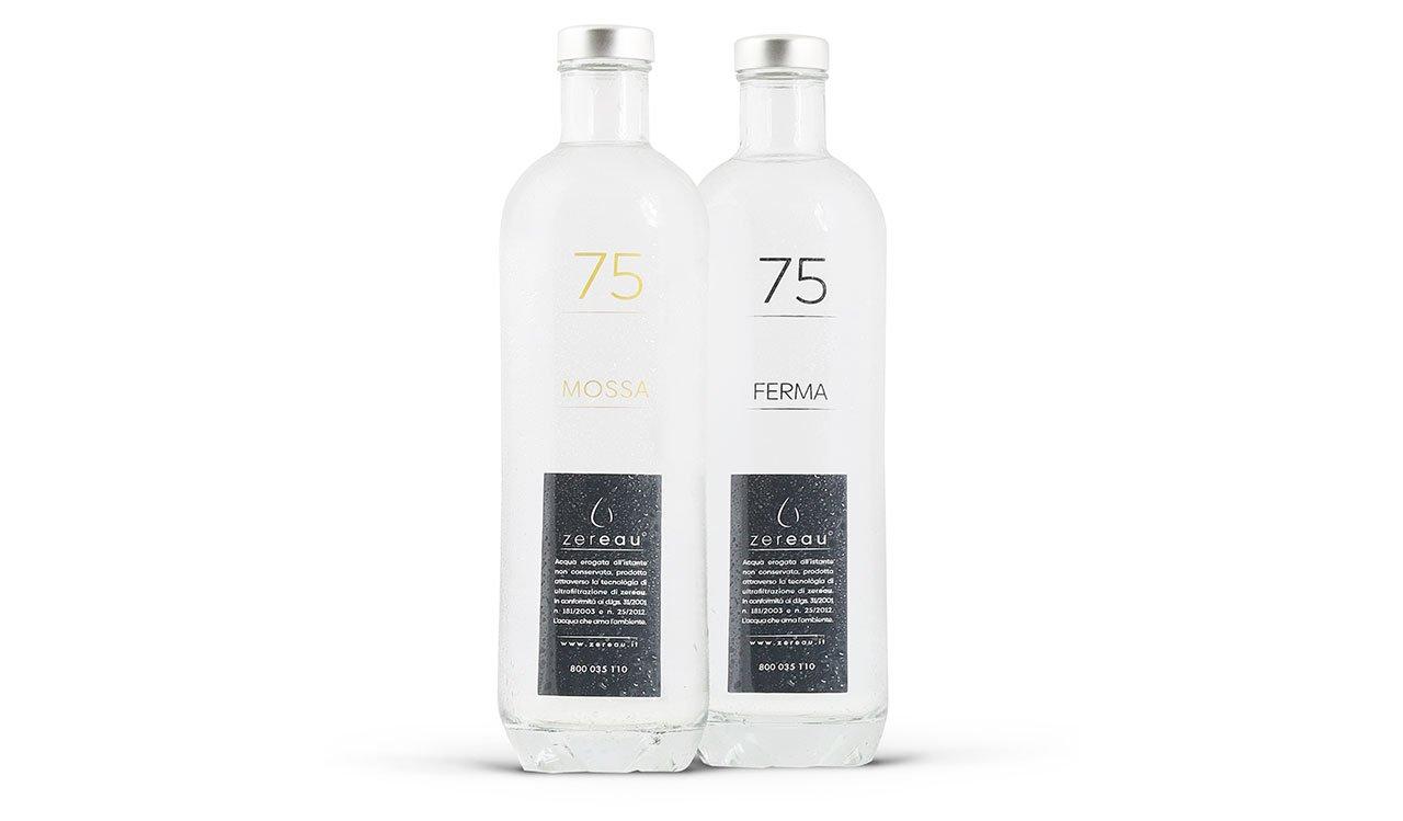 bottiglie per acqua alla spina ideali